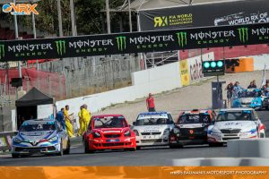 World RX of Barcelona 2016